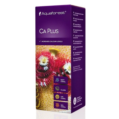 Aquaforest Ca Plus additivo calcio per acqua marina 150 ml