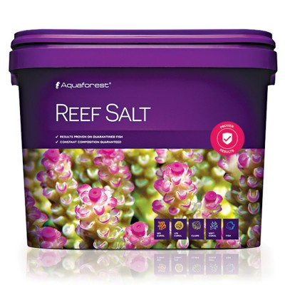 Aquaforest Reef salt Sale per acquari marini 10Kg