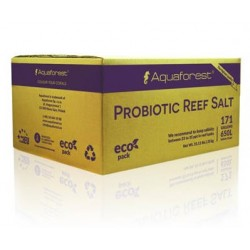 Aquaforest Probiotic Reef Salt cartone da 25kg
